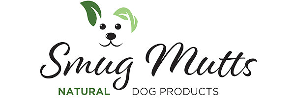 Smug Mutts Natural Dog Products Logo