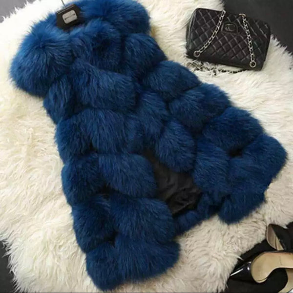 Mob Money Fur Vest