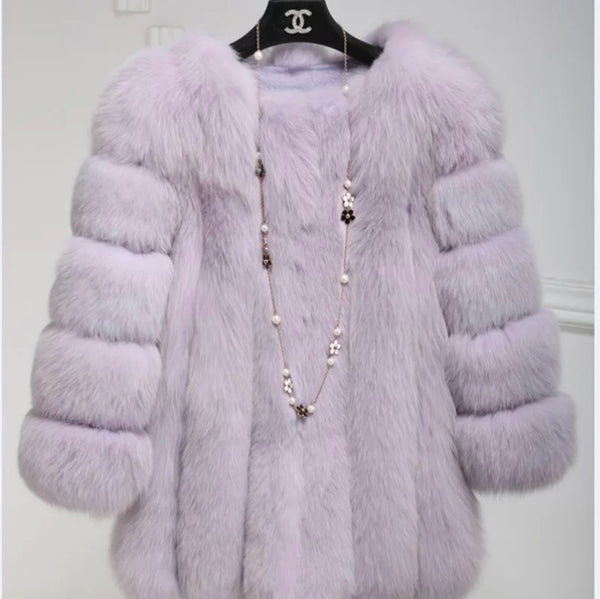 Fear the Fur Coat