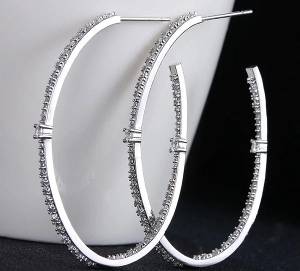 Diamond Queen Earrings