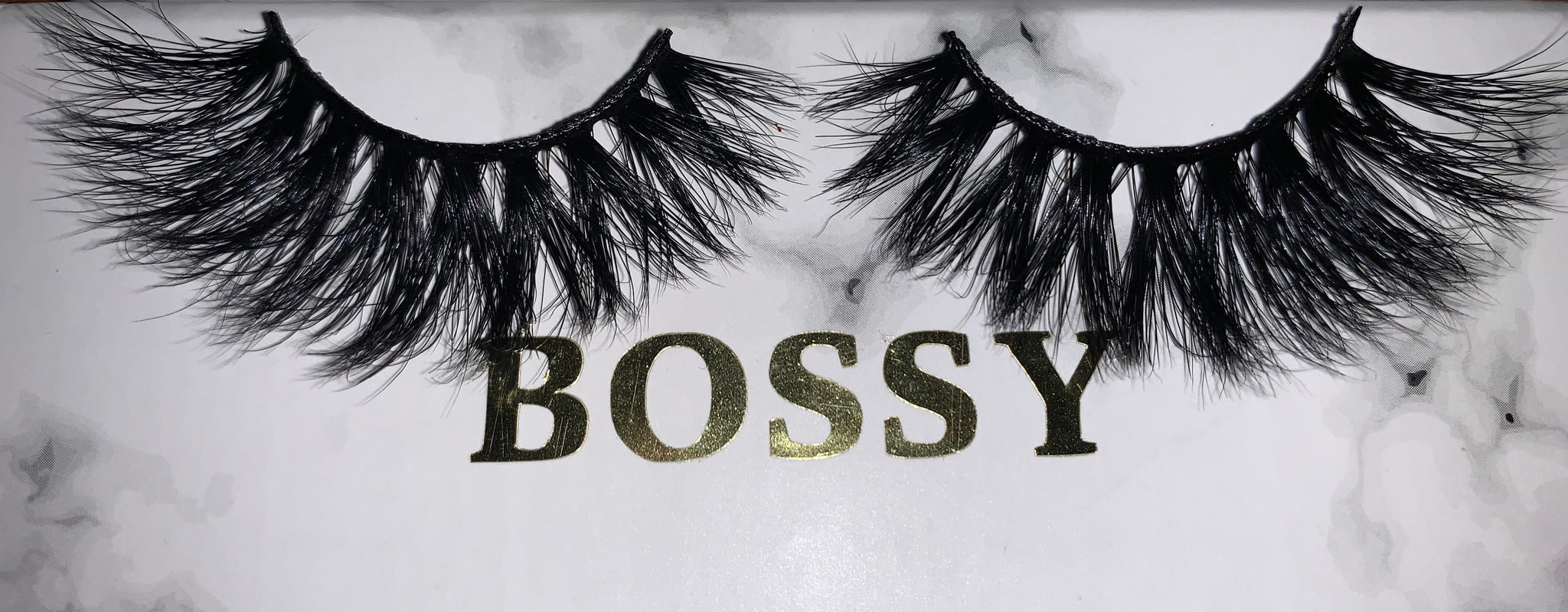 BOSSY 5D Luxury Mink Lashes
