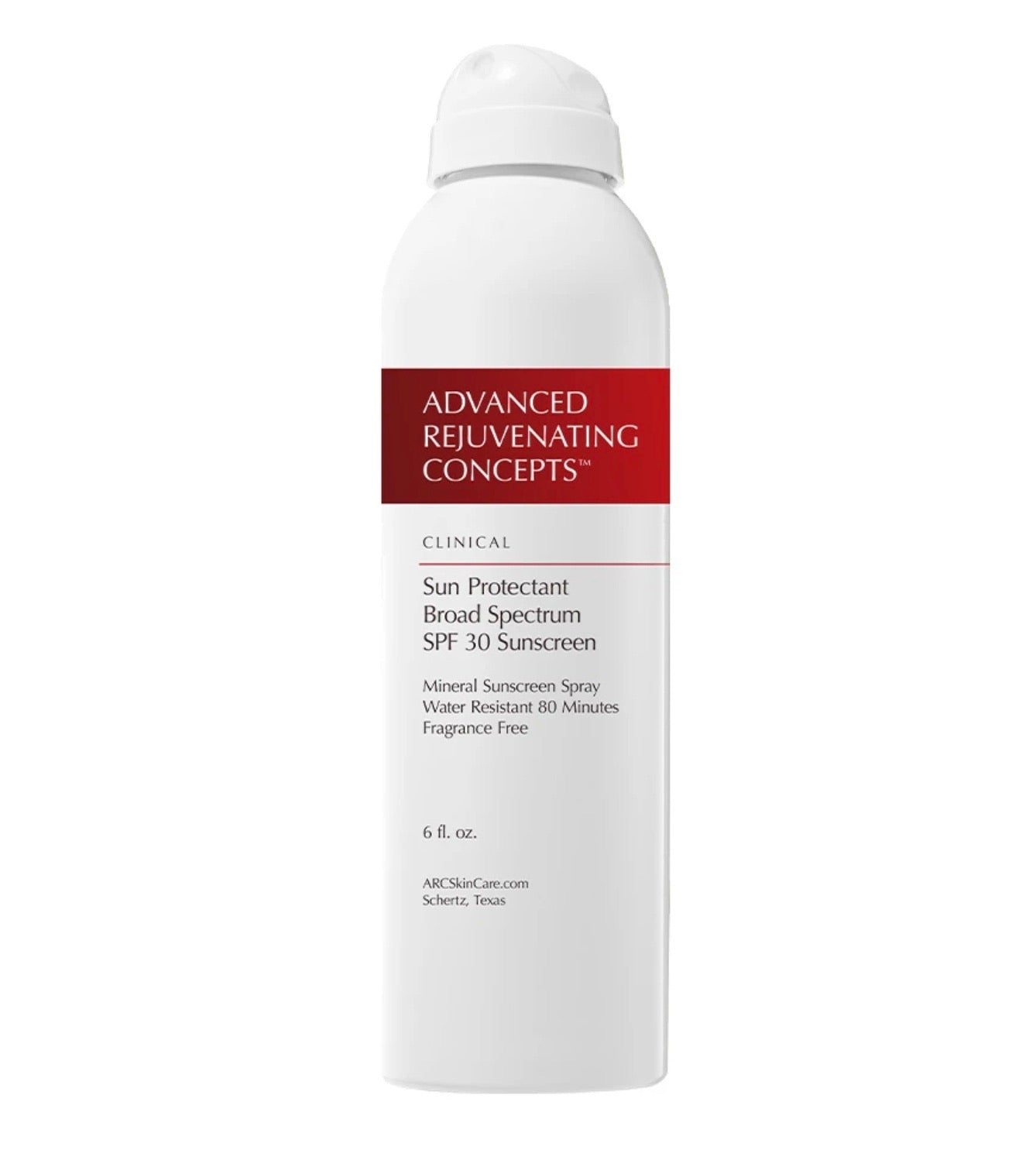 Sun Protectant Mineral Spray
