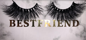 BESTFRIEND 5D Luxury Mink Lashes