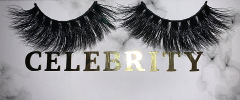CELEBRITY 5D Luxury Mink Lashes