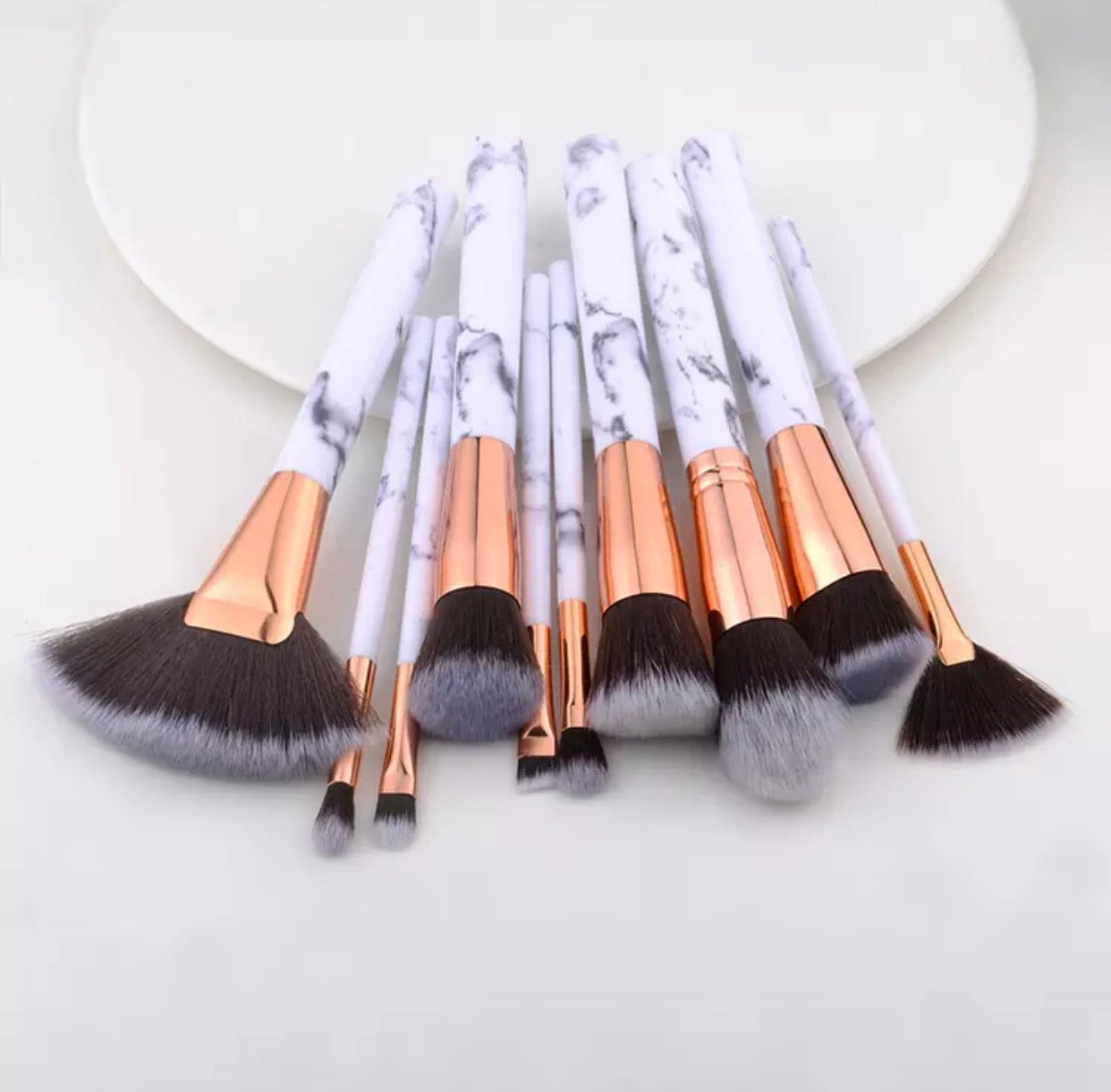 Lavish Life 10pc Brushset