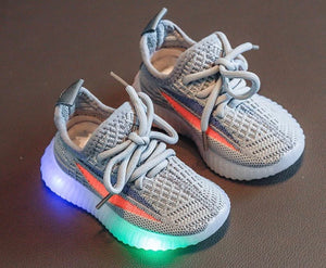Light The World Up Shoes