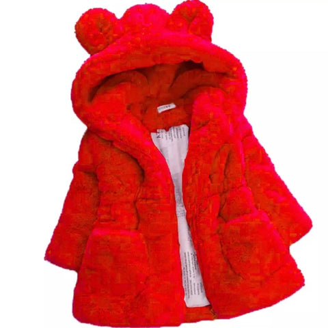 Teddy Love Jacket