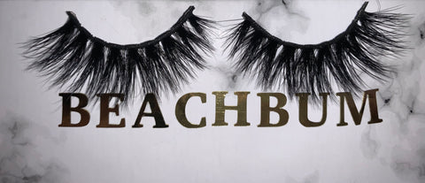BEACHBUM 5D Luxury Mink Lashes