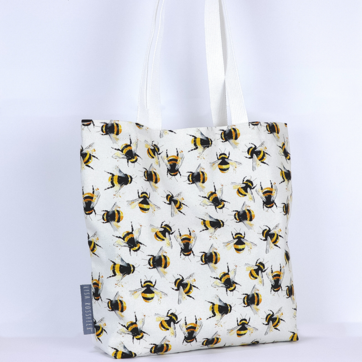 Keep the Buzz tote bag