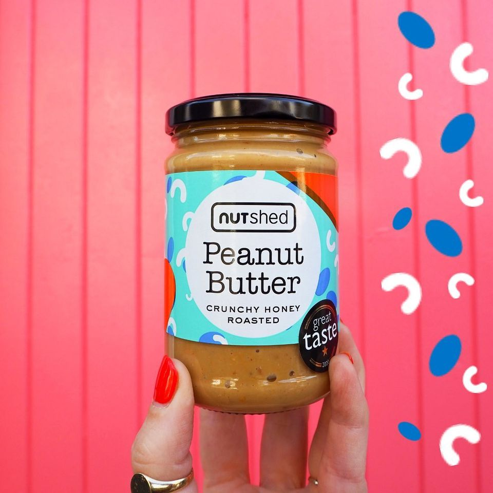 Crunchy Honey Roasted Peanut Butter