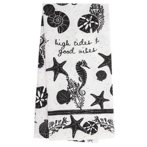 Sea Shell Tea Towel