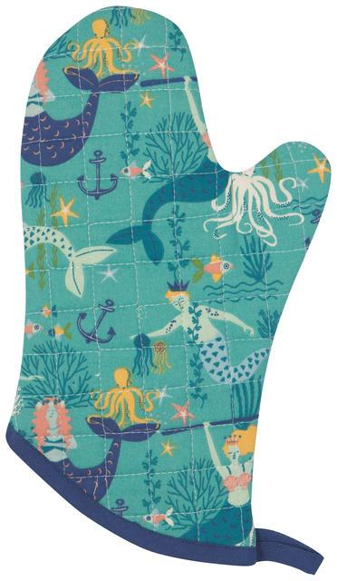 Mermaid Oven Mitt