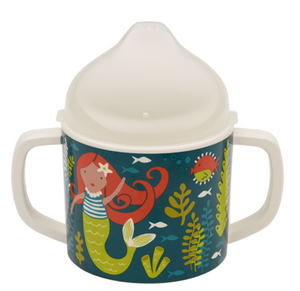 Mermaid Sippy Cup