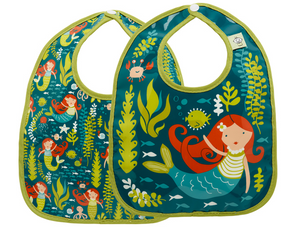 Mermaid Bib Set
