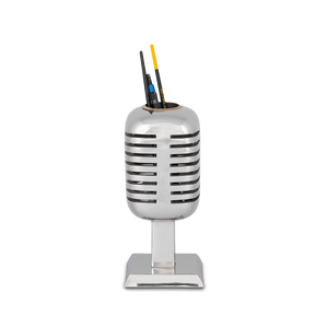 Microphone Pen Holder