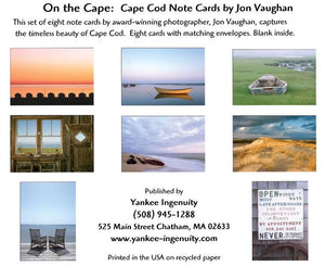 """On The Cape"" Boxed Note Cards"