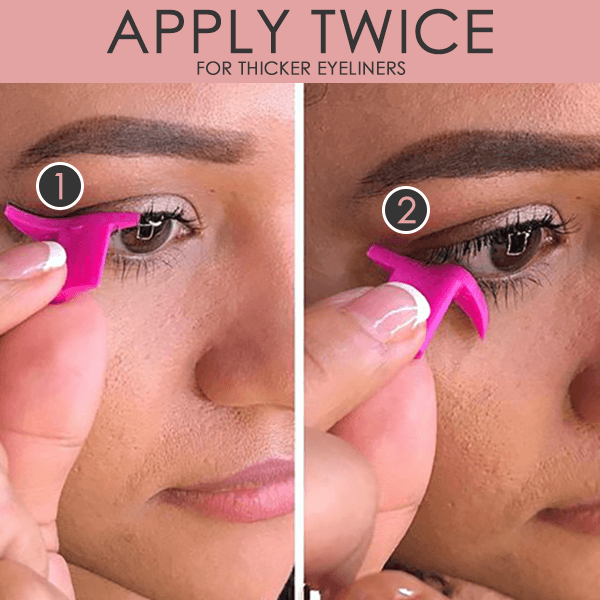 Perfect Winged Eyeliner Stamp Beauty & Health summertwinkle