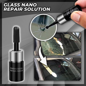 Glass Nano Repair Solution Home Improvement summertwinkle