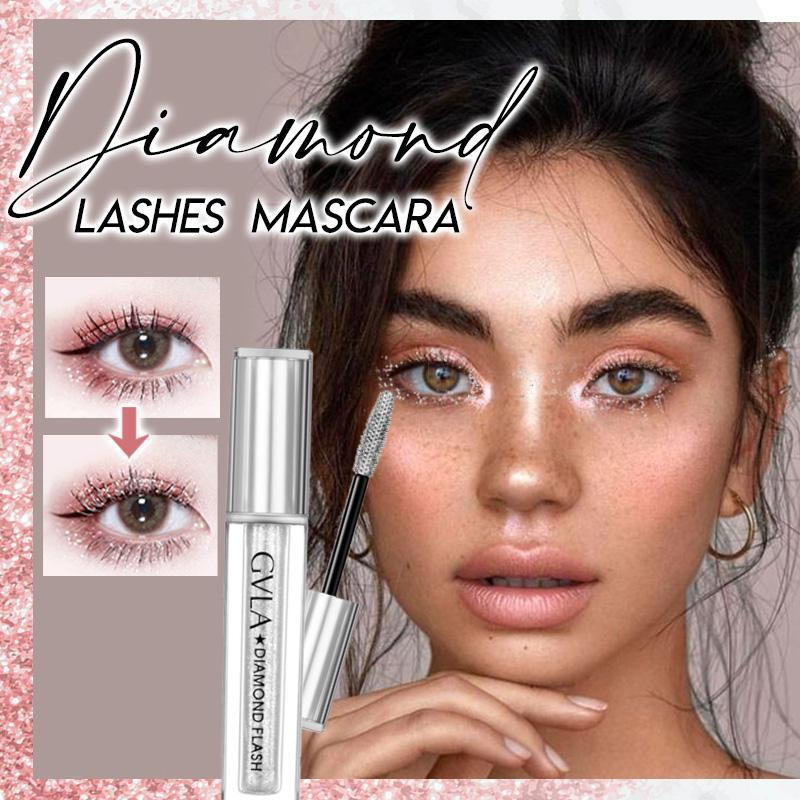 Diamond Lashes Mascara Beauty & Health summertwinkle Silver