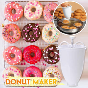 Quick Donut Maker Kitchen summertwinkle
