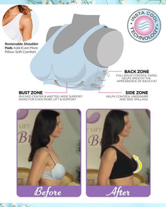Ultra Comfort Breathable Air Bra Beauty & Health summertwinkle
