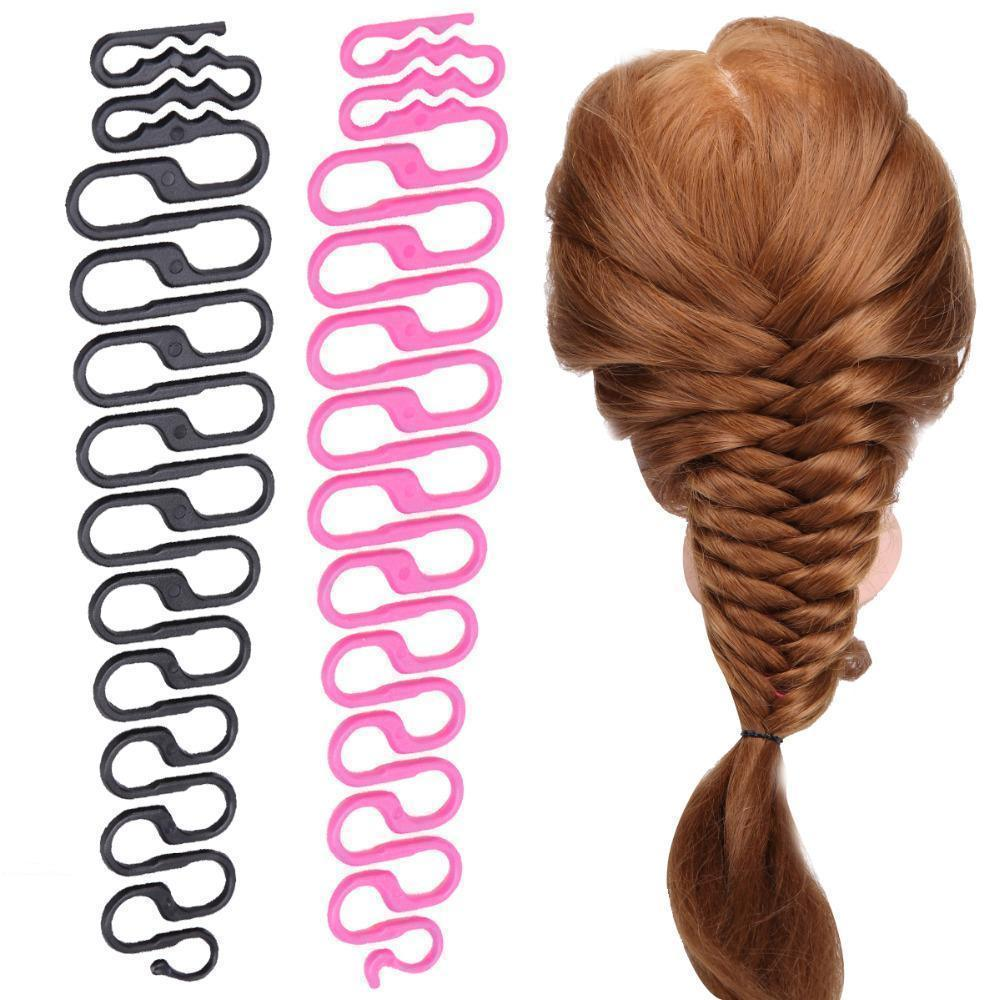 Easy Fishtail Braider summertwinkle