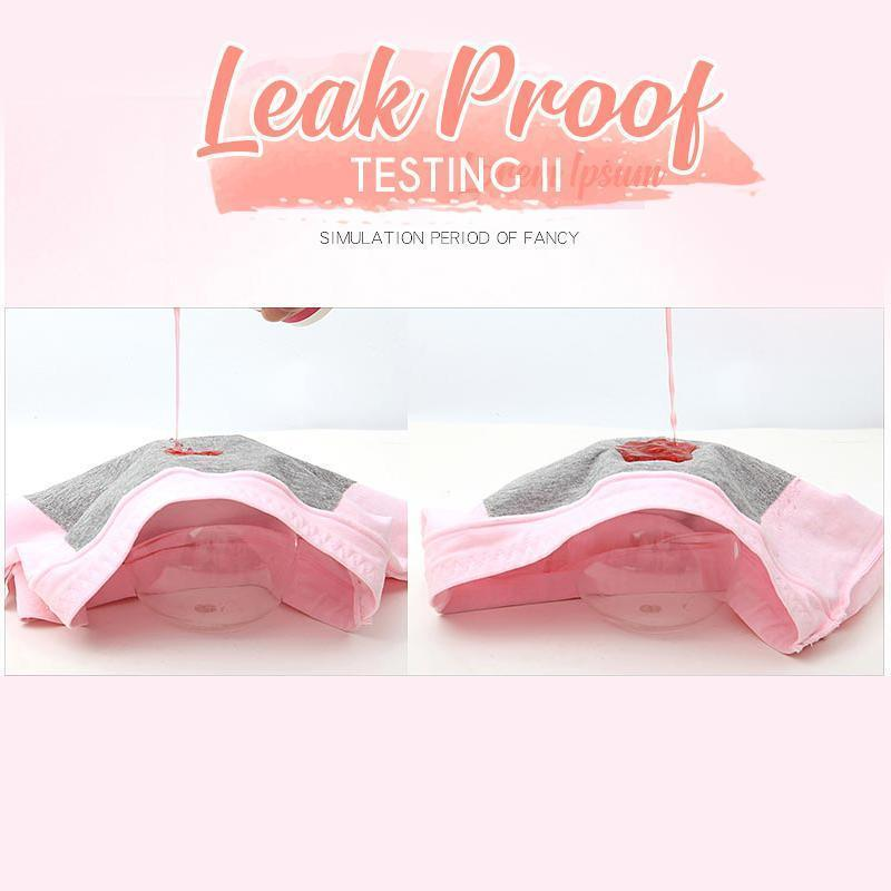Leak-Proof Period Panties Beauty & Health summertwinkle