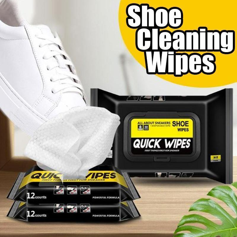Shoe Cleaning Wipes Gadgets summertwinkle