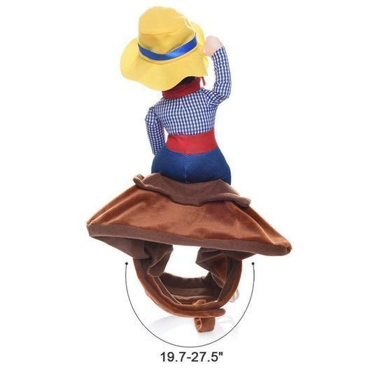 Cowboy Doll Dog Clothing summertwinkle