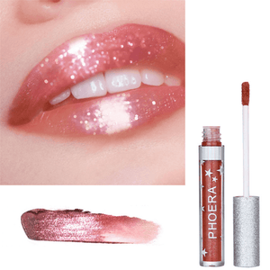 Metallic Glitter Lip Gloss summertwinkle 106