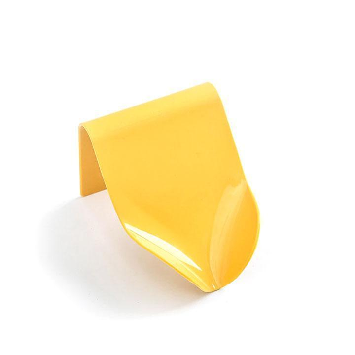Self-Adhesive Soap Rack summertwinkle yellow