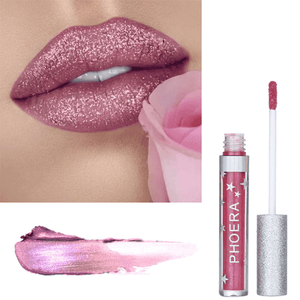 Metallic Glitter Lip Gloss summertwinkle 107