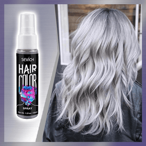 Spray-on Hair Color summertwinkle silver