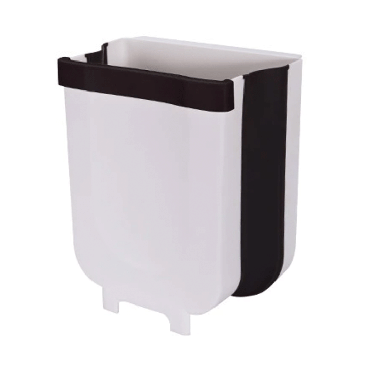 Foldable Trash Bin summertwinkle White