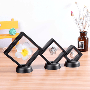 Floating Display Frame summertwinkle black 3 size set