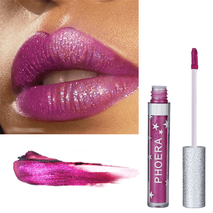 Metallic Glitter Lip Gloss summertwinkle 110