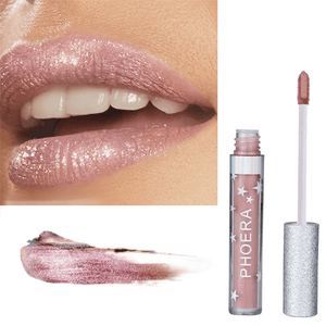 Metallic Glitter Lip Gloss summertwinkle 111