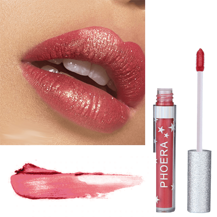 Metallic Glitter Lip Gloss summertwinkle 112