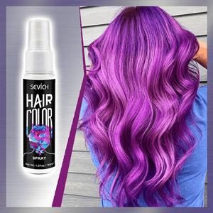 Spray-on Hair Color summertwinkle purple