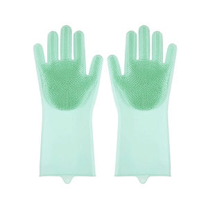 Magic Cleaning Gloves summertwinkle Green