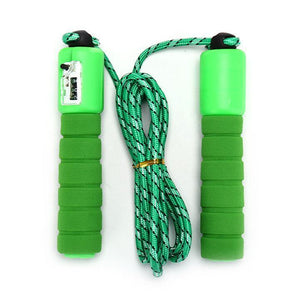 Smart Count Skipping Rope summertwinkle green