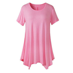 Loose fit Dress T-shirt summertwinkle pink S