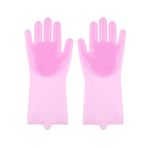 Magic Cleaning Gloves summertwinkle Pink