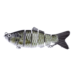 6 Section Realistic Fishing Bait Gadgets summertwinkle 11