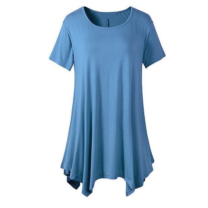 Loose fit Dress T-shirt summertwinkle light blue S