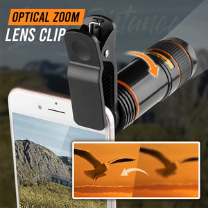 Optical Zoom Phone Lens Clip summertwinkle