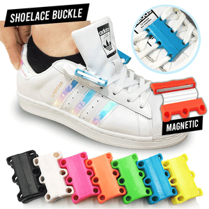 Magnetic Shoelace Buckles (Pack of 2 pairs) summertwinkle