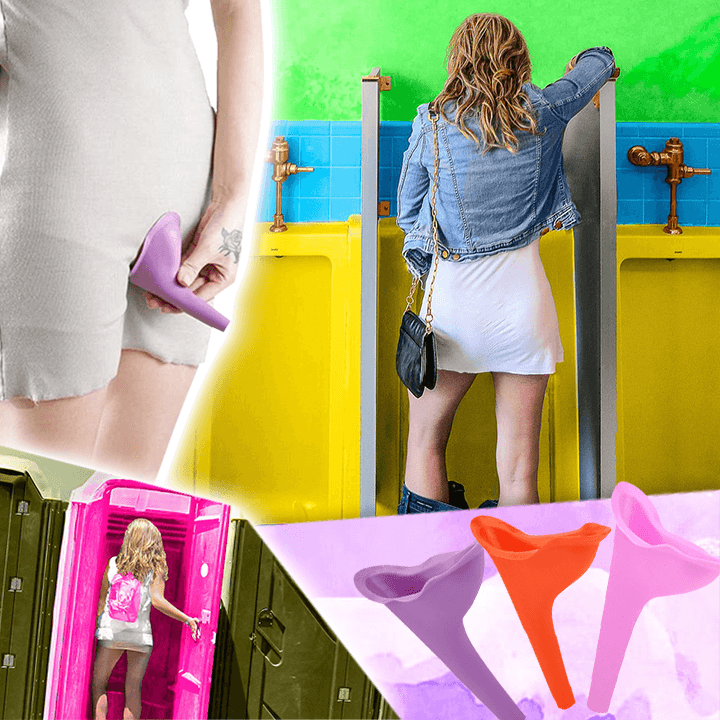Reusable Squat-Free Female Urinal summertwinkle