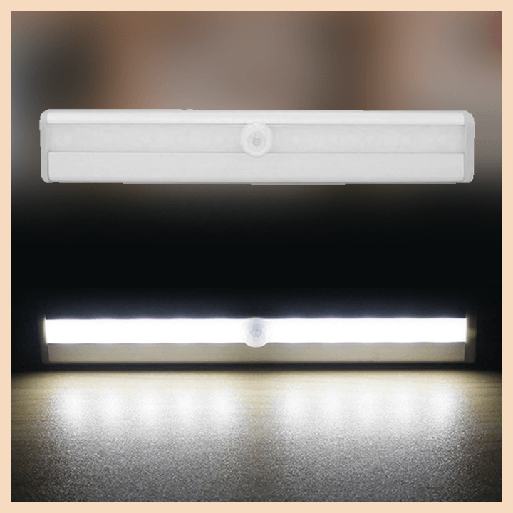 LED Motion Sensor Closet Light summertwinkle white light