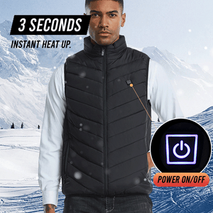 Electric Heated Vest summertwinkle